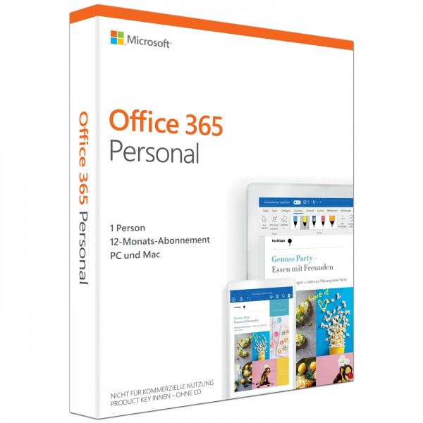 Microsoft Office 365 Personal, Download