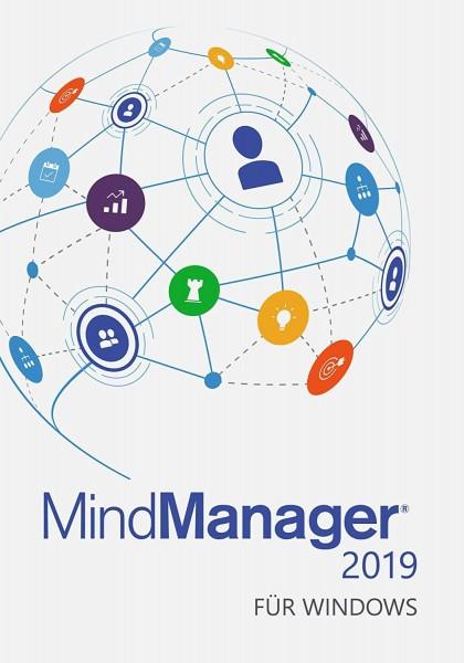 Mindjet MindManager 2019, Windows, Vollversion, Download