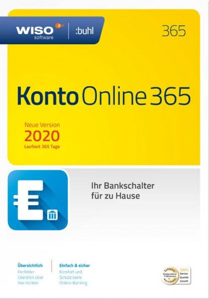 WISO Konto Online 365, Box