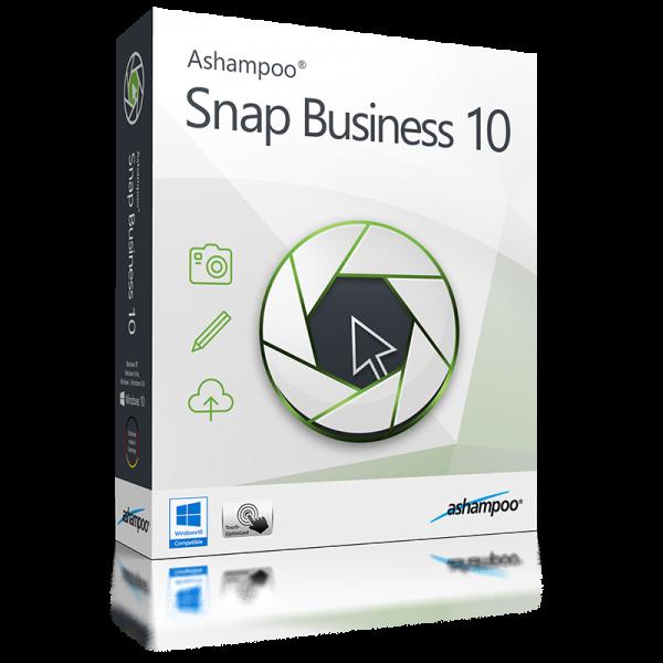Ashampoo Snap Business 10