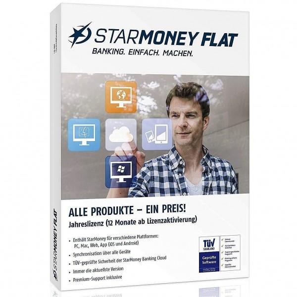 StarMoney Flat