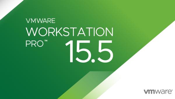 VMware Workstation 15.5 Pro Vollversion