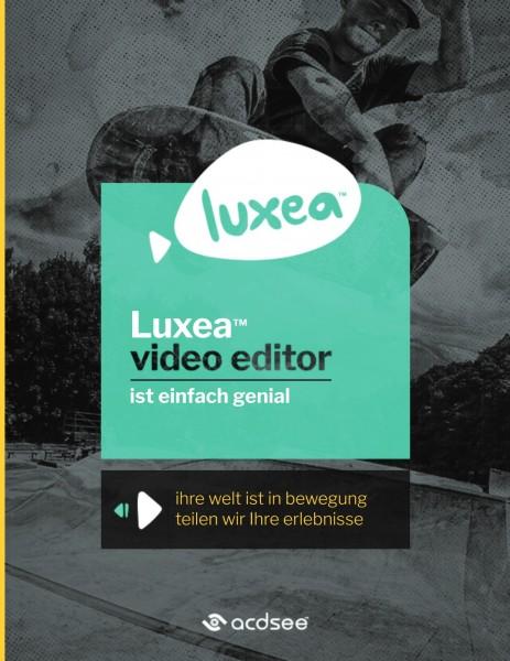 ACDSee Luxea Video Editor, 1 Jahr