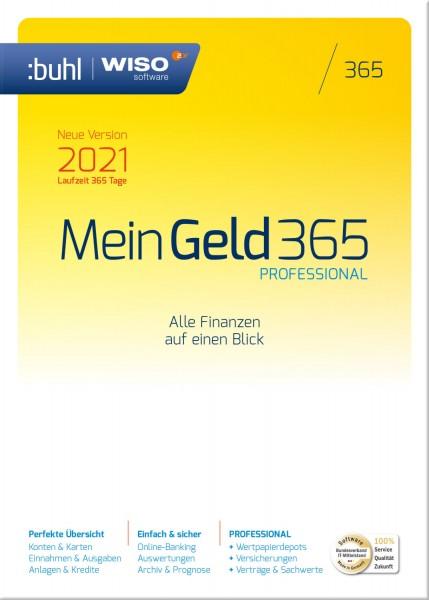 WISO Mein Geld 365 (2021) Professional
