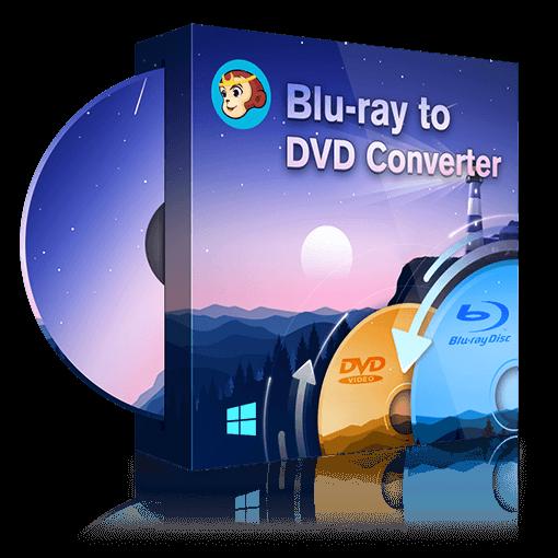 DVDFab Blu-ray to DVD Converter Windows