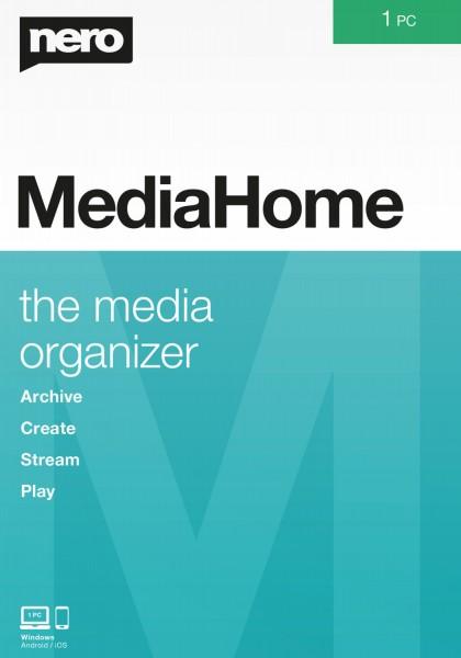 Nero MediaHome 2020