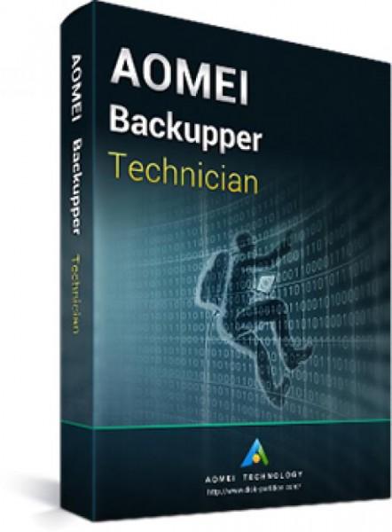 AOMEI Backupper Technician 5.6