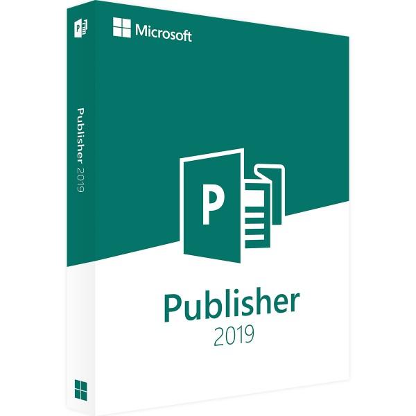Microsoft Publisher 2019