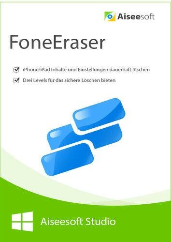 FoneEraser- Lebenslange Lizenz