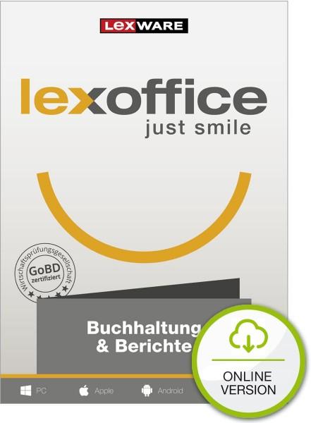 LexOffice Buchhaltung & Berichte, 365 Tage Laufzeit, Download