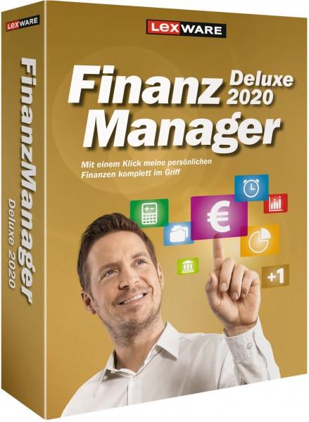 Lexware Finanzmanager Deluxe 2020