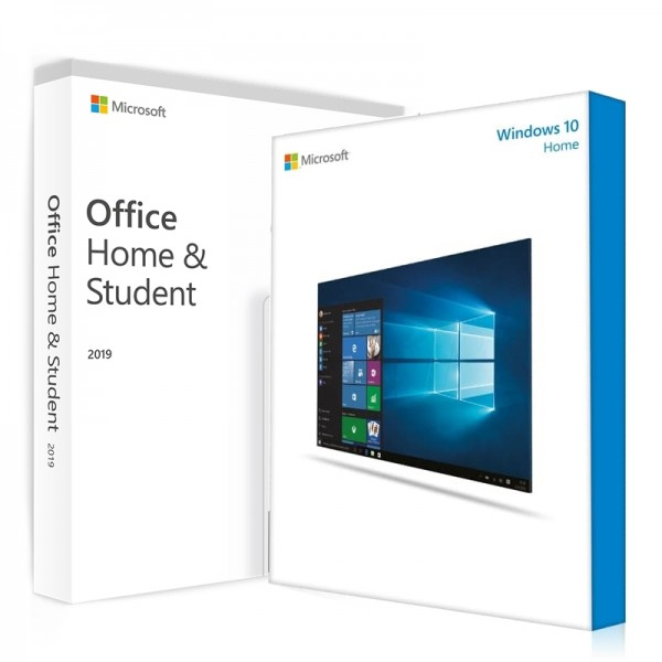 Windows 10 Home + Office 2019 Home & Student