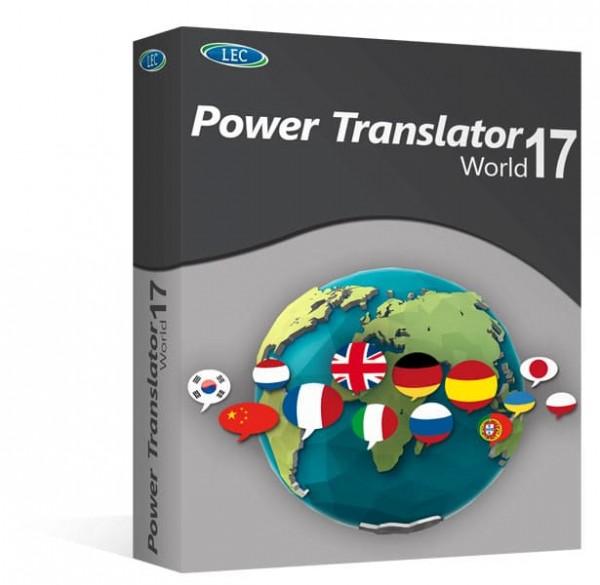 Avanquest Power Translator 17 World Edition, Vollversion