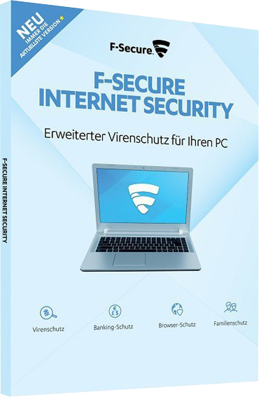 F-Secure Internet Security 2020 Vollversion