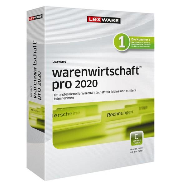 Lexware Warenwirtschaft Pro 2020, 365 Tage Laufzeit, Download