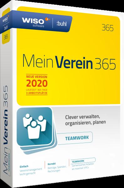 WISO Mein Verein 365 - teamwork - Edition