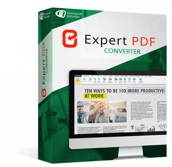 Avanquest Expert PDF 14 Converter