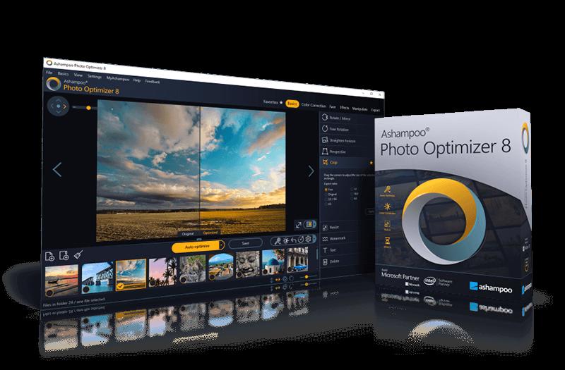 ScreenshotPhoto Optimizer 8 + Box