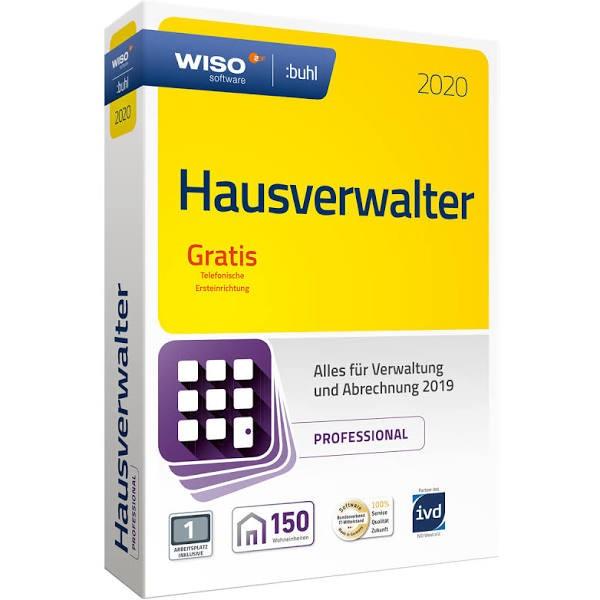 WISO Hausverwalter 2020 Professional, Box