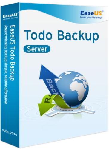 EaseUS Todo Backup Server 13.2 Vollversion