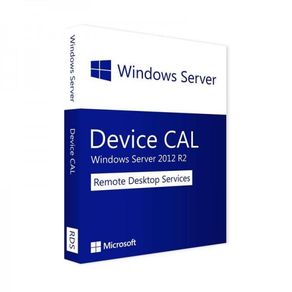 Microsoft Windows Server Remote Desktop Services 2012 Device CAL, RDS CAL, Client Access License