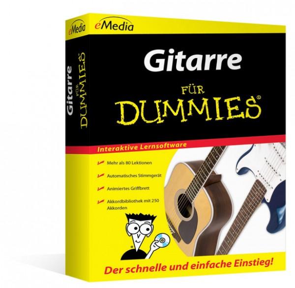Gitarre für Dummies