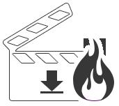 Film in DVD erstellens