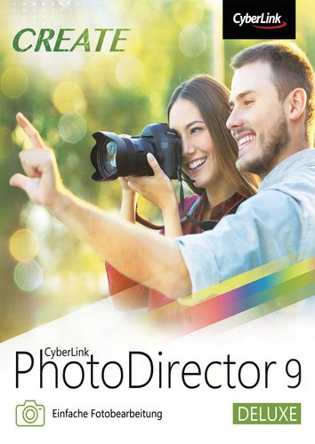CyberLink PhotoDirector Deluxe 9, Vollversion