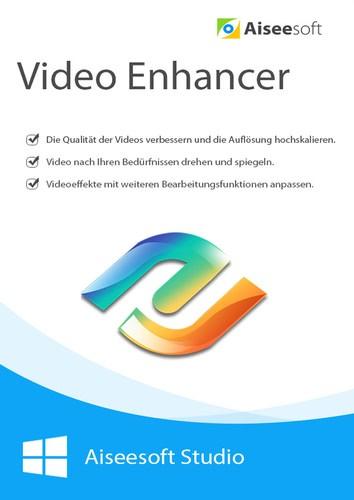 Aiseesoft Video Enhancer - Lebenslange Lizenz Windows
