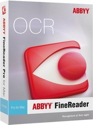 ABBYY FineReader Pro, 1 User, MAC, Vollversion, Download